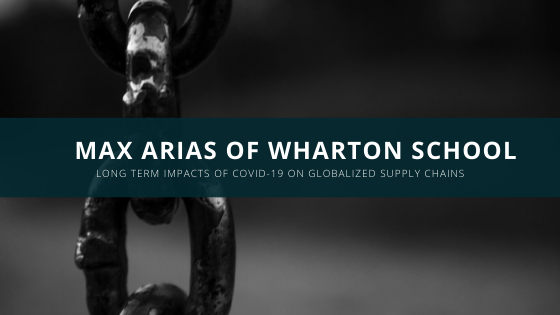 Max Arias of Wharton